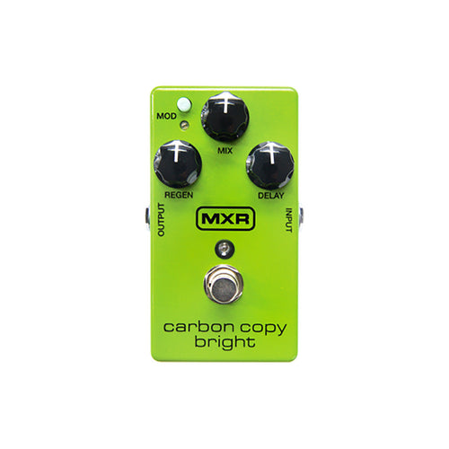 Mxr Carbon Copy Bright, Analog Delay