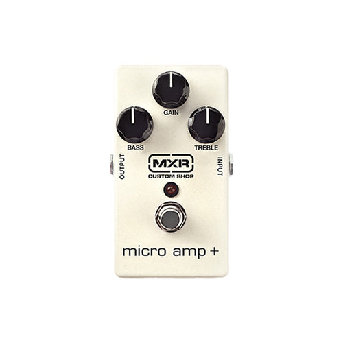Mxr Custom Shop Micro Amp+