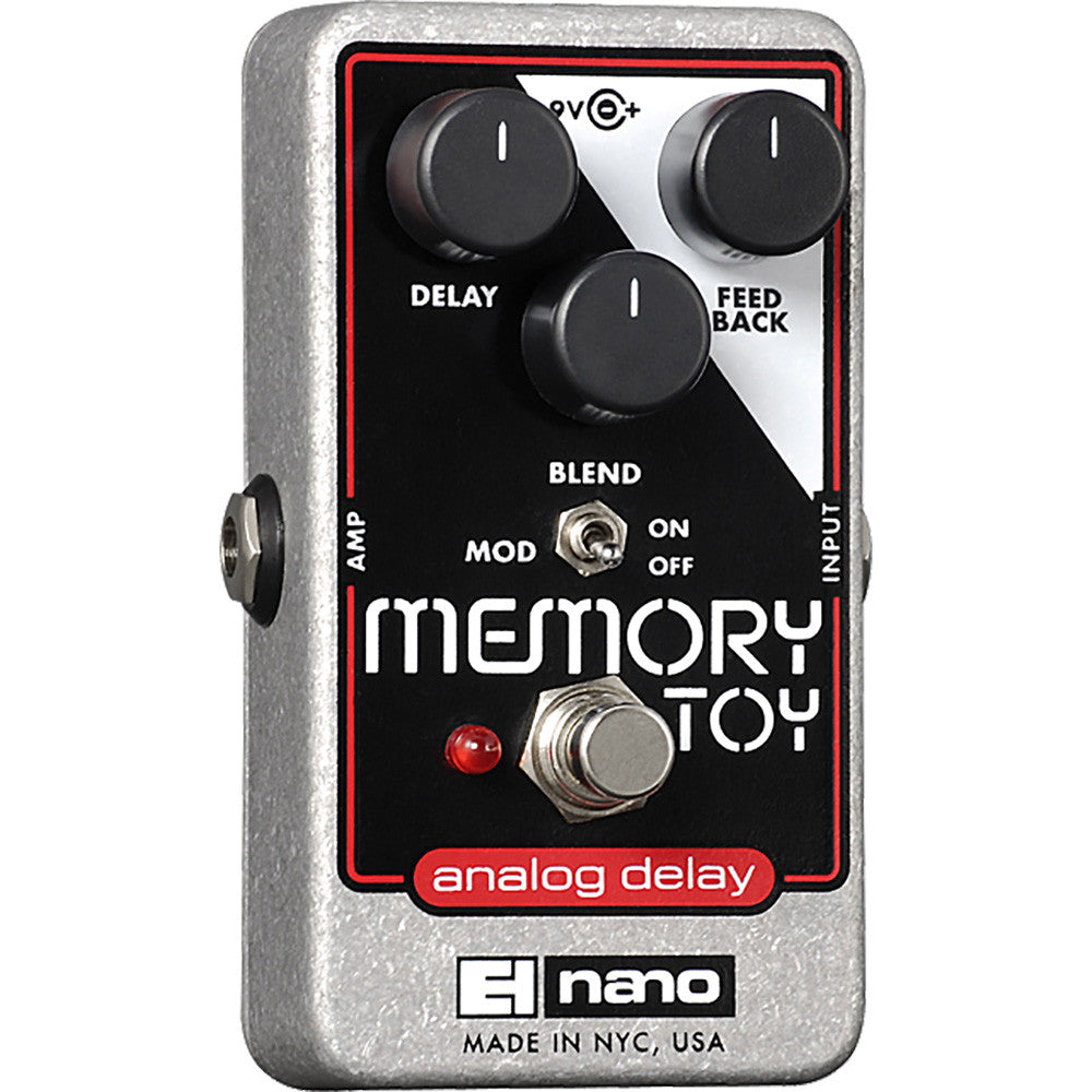 Electro Harmonix Nano Analog Delay With Modulation