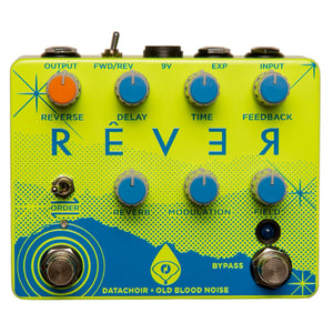 Old Blood Noise Data Choir Rever Reverse Delay Reverb - Yellow Summer Neon