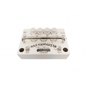 Orange Custom Shop Guitar Pre-EQ Stompbox - White