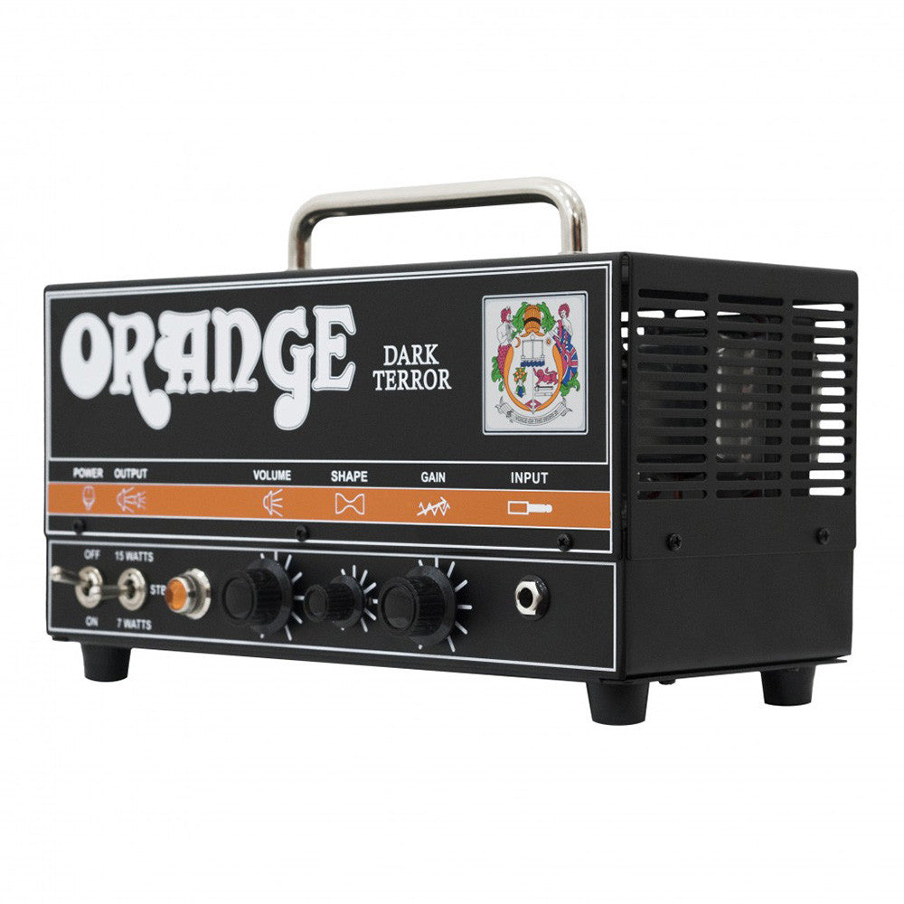 Orange DA15H Dark Terror 15Watt Class A With FX Loop