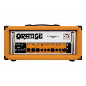 Orange Rockerverb 50 Mark III 50 Watt Head