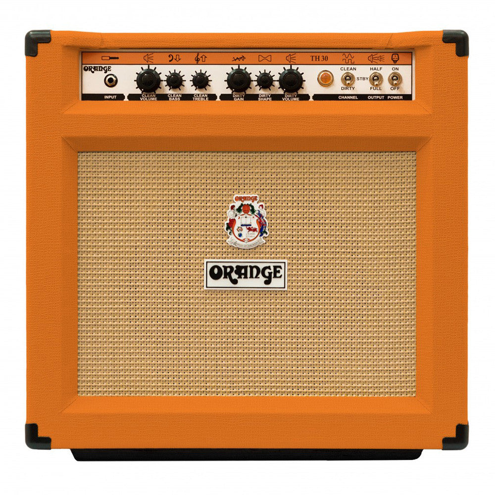 Orange TH30 Combo With Vintage 30