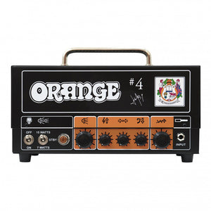 Orange TT15JR Jim Root Terror 15W Tube Head