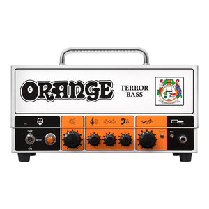 Orange Terror Bass Head