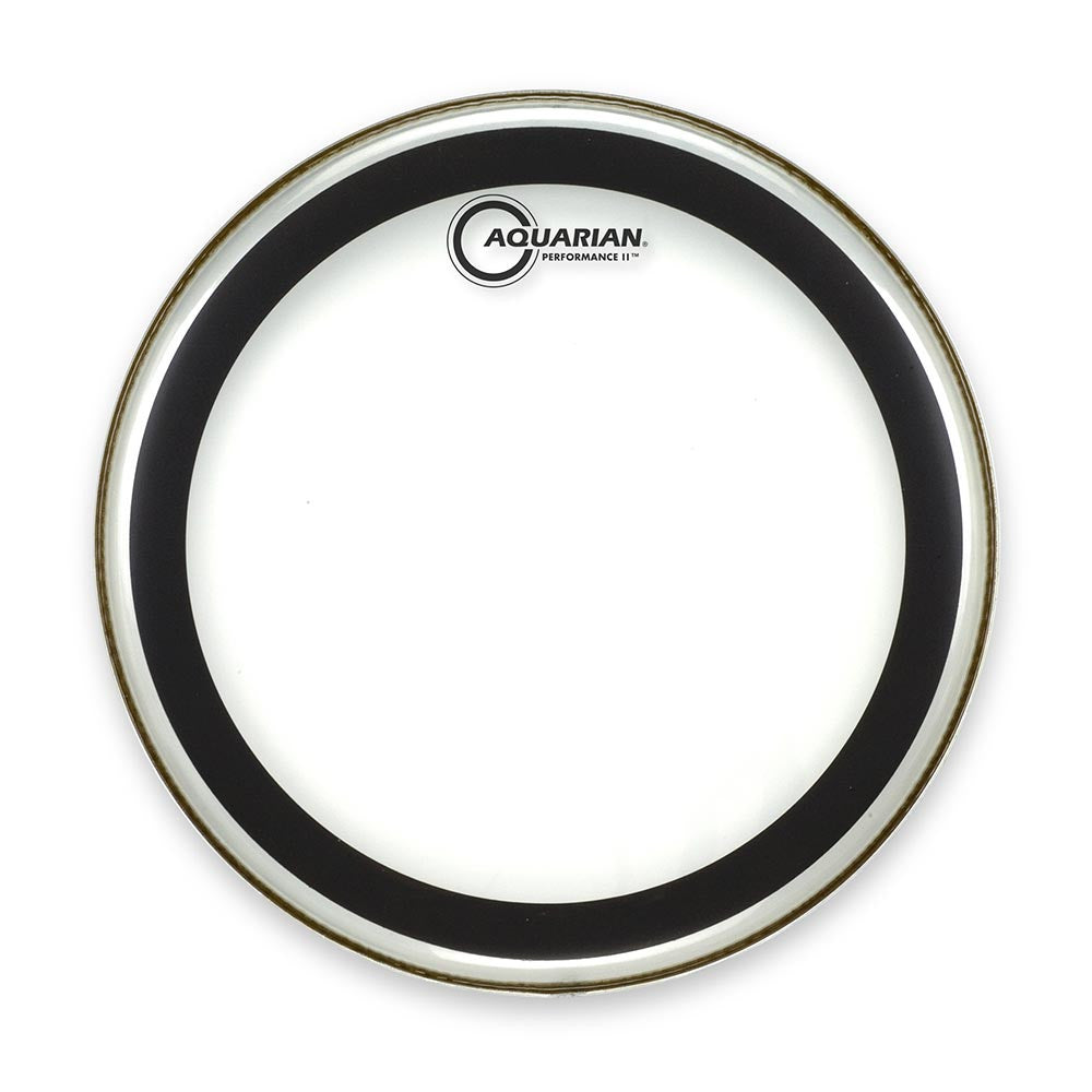 "Aquarian 10"" Performance 2 Drum Head"