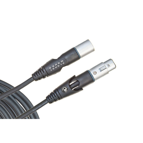 Planet Waves 10' Custom Series Swivel Xlr Microphone Cable