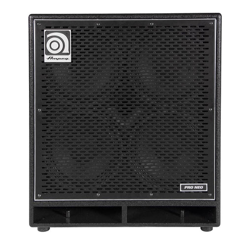 "Ampeg 4-10"" 850W Pro Neo Cabinet"
