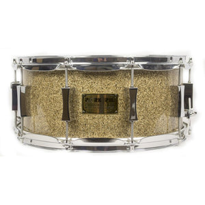 "Pork Pie 6.5x14"" Cymbal Shavings Snare Drum"