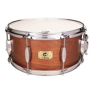 "Pork Pie 6.5x14"" Hip Pig Snare Drum - Natural Finish"