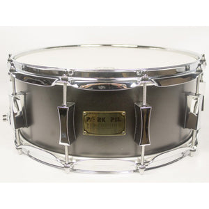 "Pork Pie 6x14"" Maple Rosewood Snare - Metallic Suede"