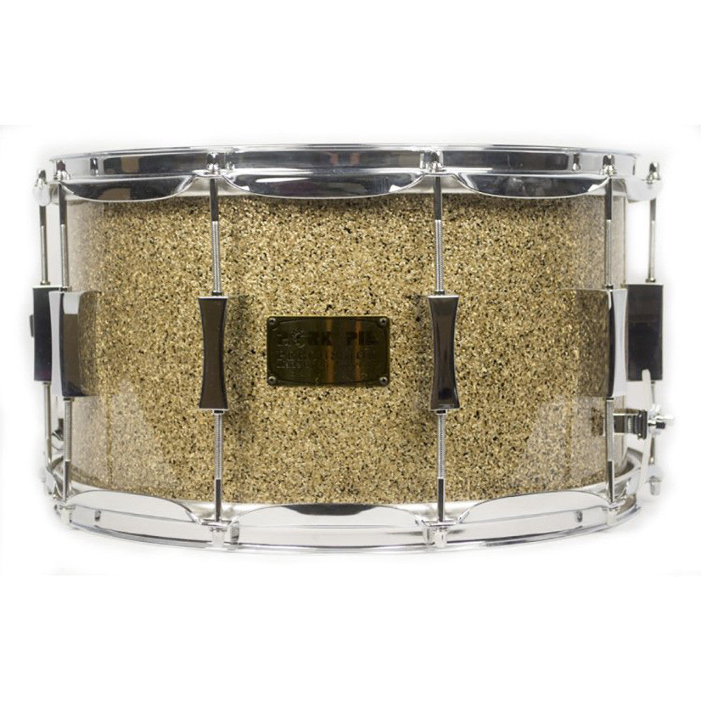 "Pork Pie 7x13"" Cymbal Shavings Snare Drum"
