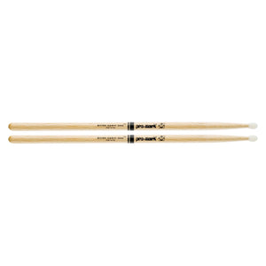 Promark PW747N Japanese White Oak Nylon Tip Drumsticks