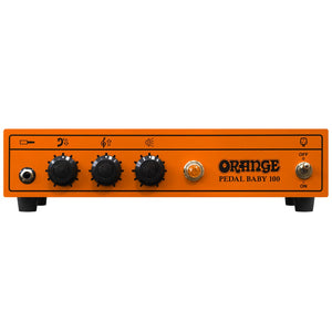 Orange Pedal Baby 100, 100W Power Amp