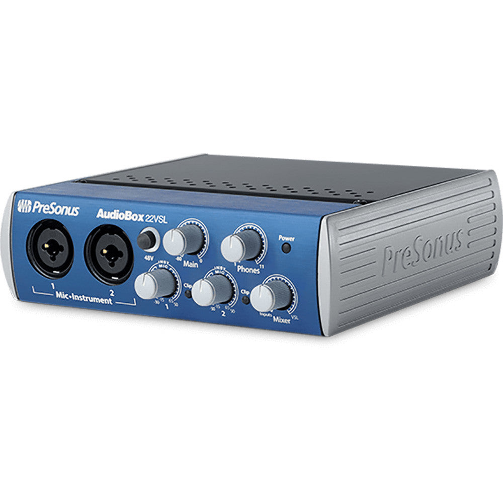 Presonus Audiobox 22VSL Advanced 2x2 USB 2.0