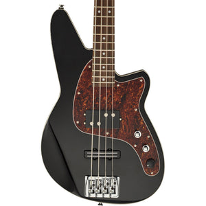 Reverend Decision Electric Bass - Midnight Black