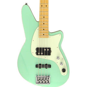 Reverend Decision Electric Bass - Oceanside Green