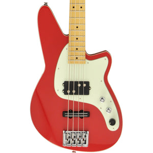 Reverend Decision Electric Bass - Party Red