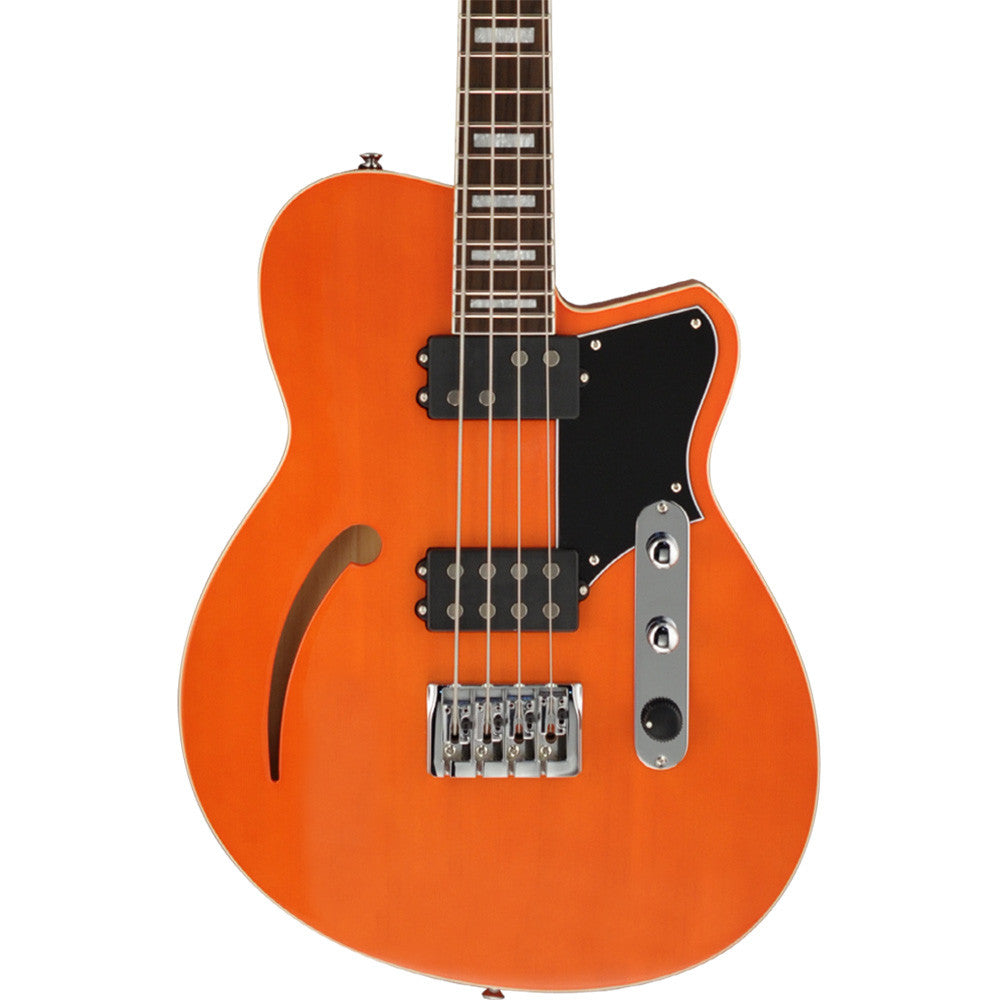 Reverend Dub King Electric Bass - Rock Orange