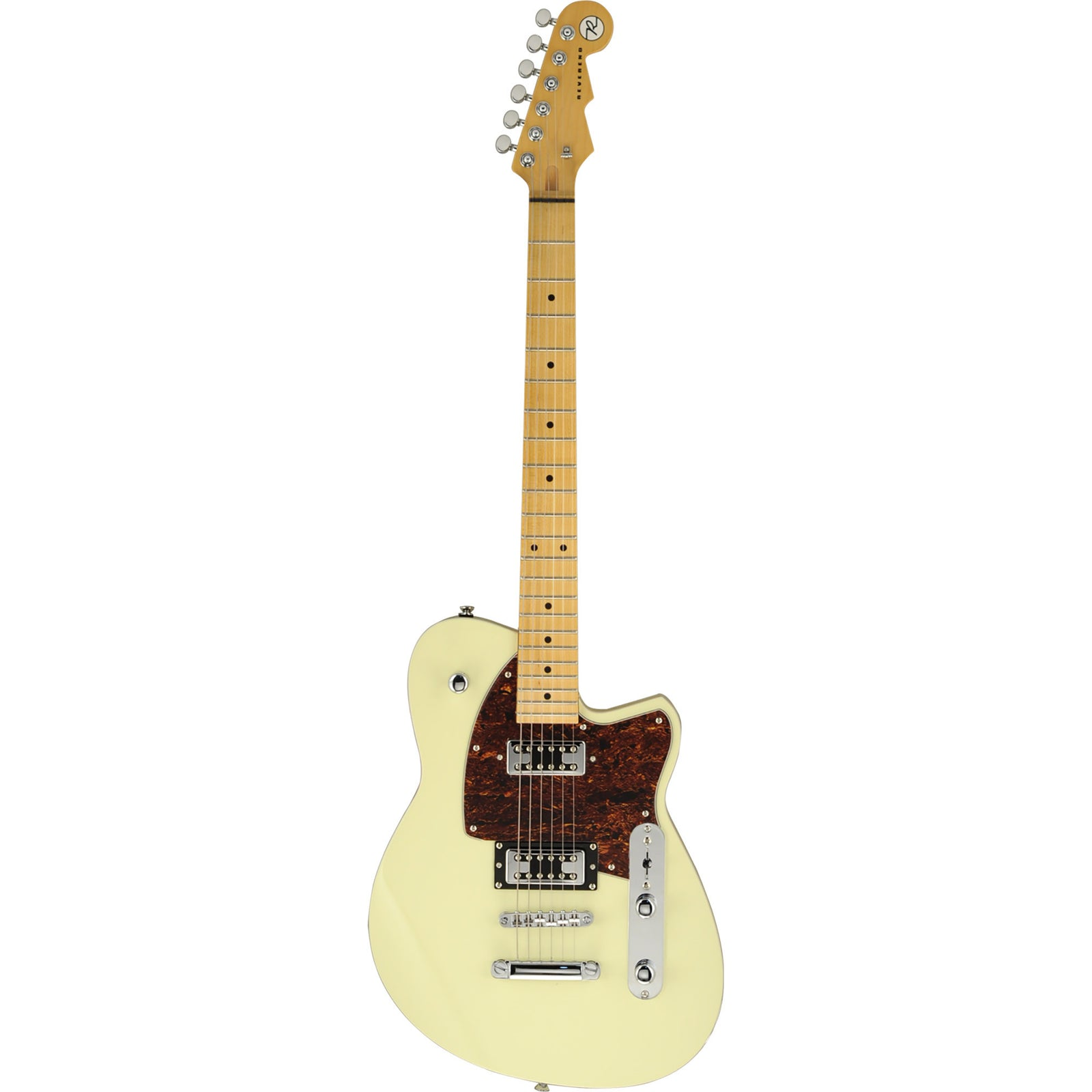 Reverend Flatroc Electric Guitar - Cream