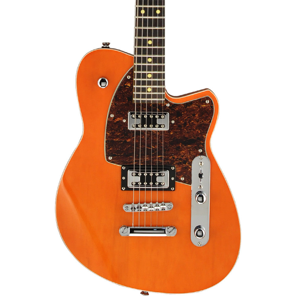 Reverend Flatroc Electric Guitar - Rock Orange