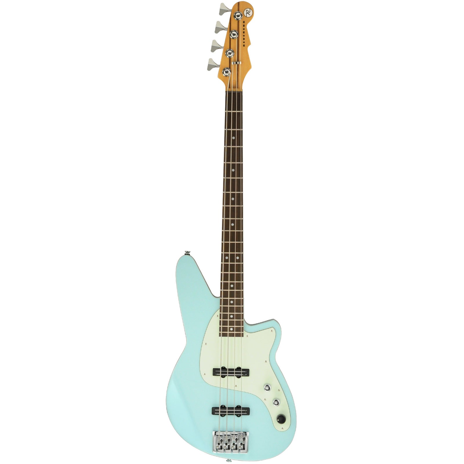 Reverend Justice Electric Bass - Chronic Blue