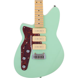 Reverend Lefty Jetstream 390 With Wilkinson Tremolo - Oceanside Green