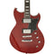 Reverend Sensei RA Flame Maple - Wine Red