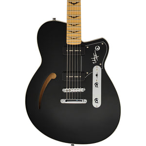 Reverend Unknown Hinson Signature Electric Guitar - Black