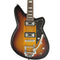 Reverend Warhawk RT Electric Guitar - 3-Tone Burst