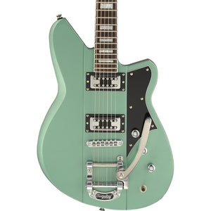 Reverend Warhawk RT Electric Guitar - Alpine Green