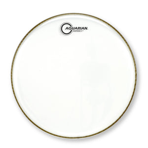 "Aquarian 8"" Response 2 Clear Drum Head"