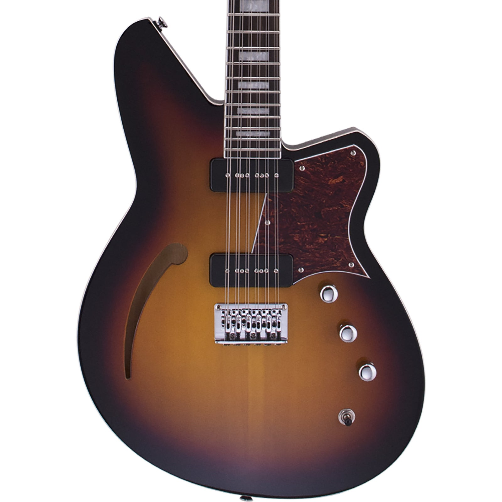 Reverend Airwave 12 String - 3 Tone Burst
