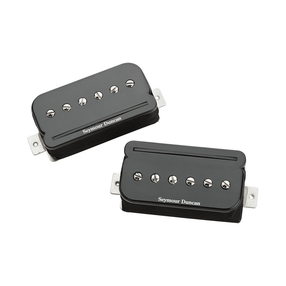 Seymour Duncan SHPR-1S P-Rails Set - Black