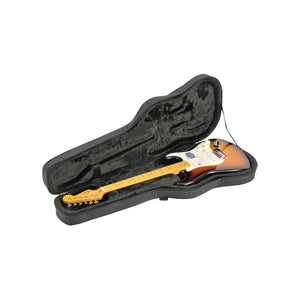 SKB Universal Shaped Electric Guitar Soft Case With EPS Foam Interior/Nylon Exterior