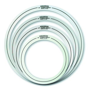 "Aquarian 12"", 13"", 14"", 16"" Sound Ring Set"