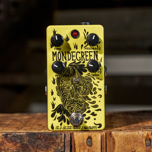 Old Blood Noise Mondegreen Russo Exclusive Yellow - Used