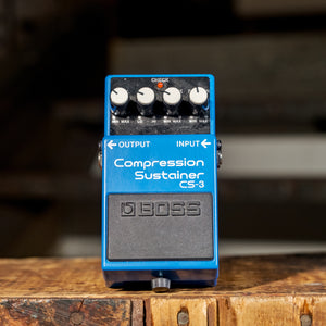 Boss CS-3 Compression Sustainer - Used
