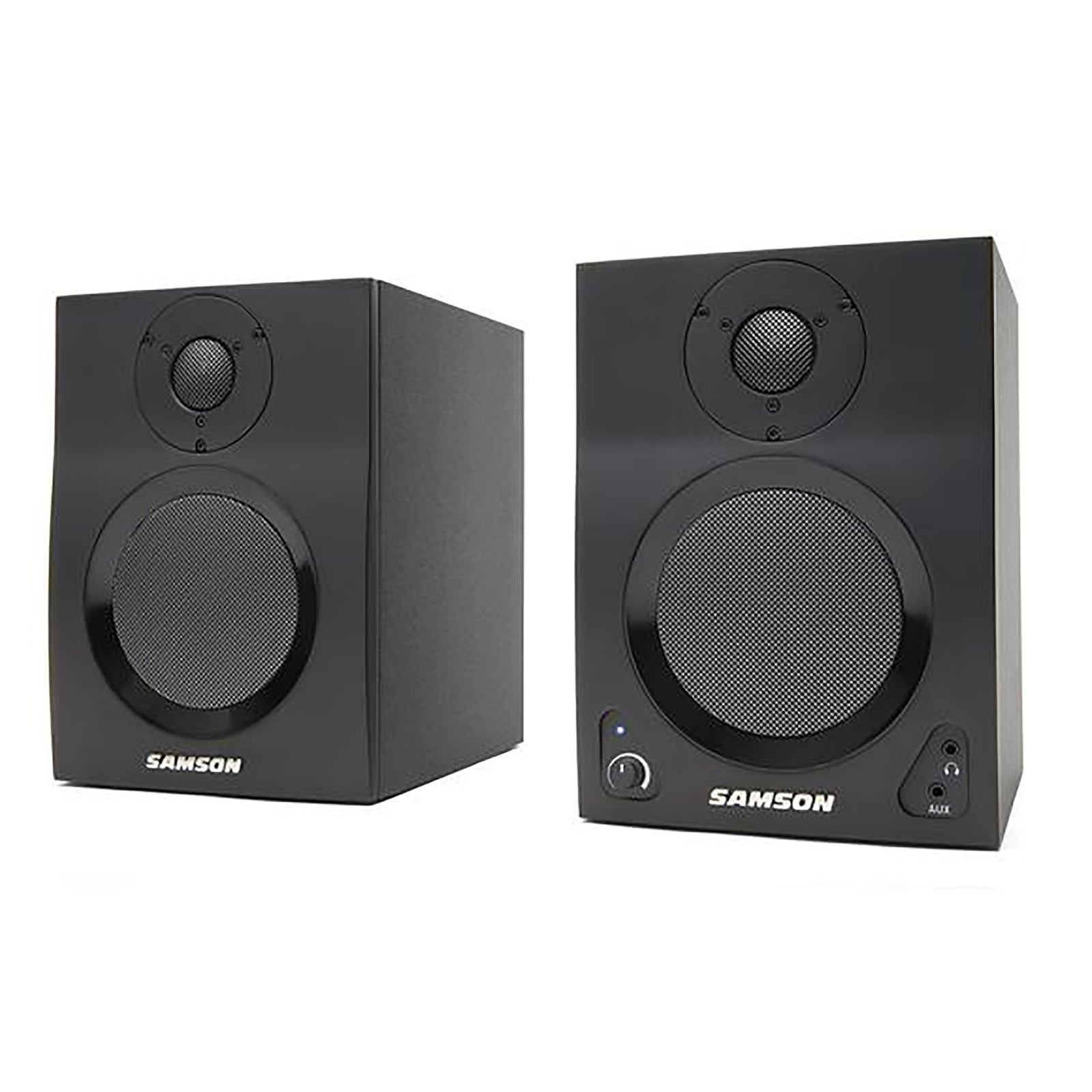 Samson Mediaone BT4 Active Studio Monitors With Bluetooth