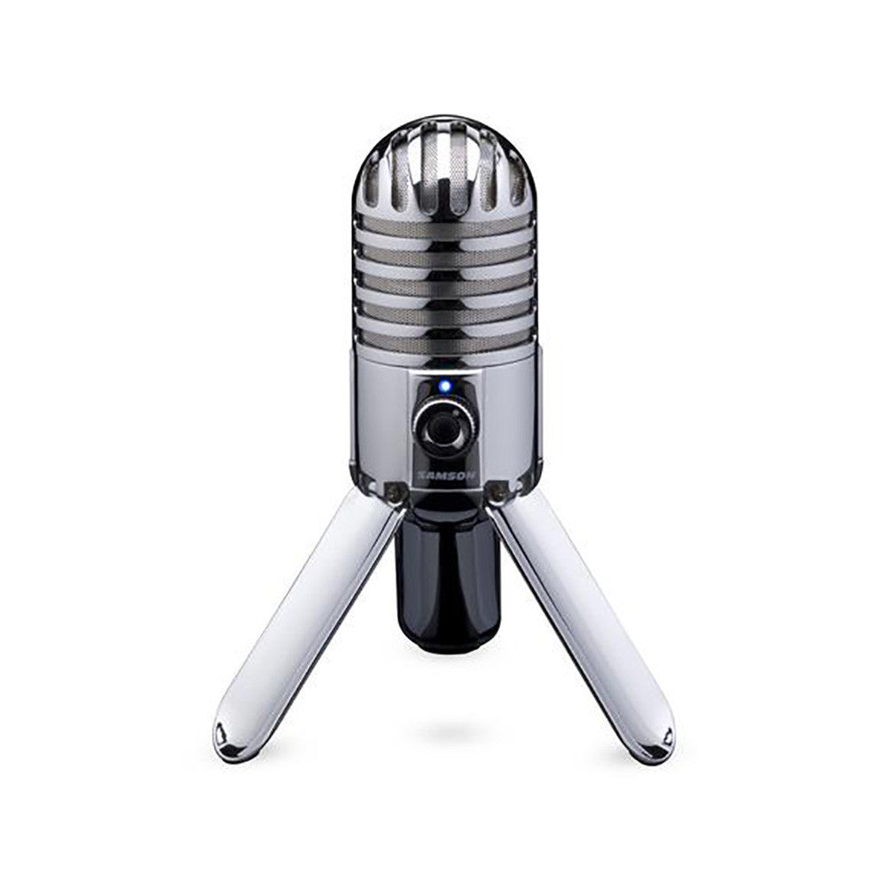 Samson Meteor Mic-USB Mic For Computer Recording