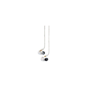 Shure SE215 Sound Isolating Earphone (Clear)