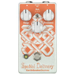 EarthQuaker Devices Spatial Delivery V2 Filter Pedal