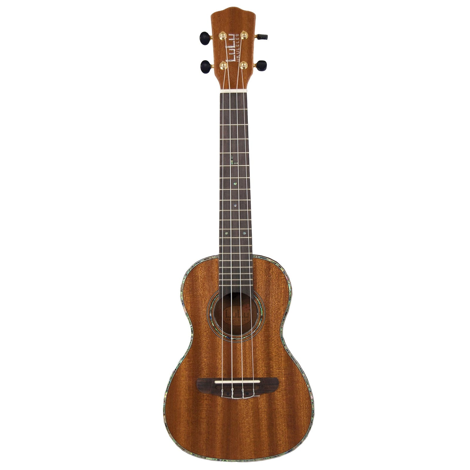 Lulu T1A Tenor Ukulele Solid Mahogany - With Hard Shell Case