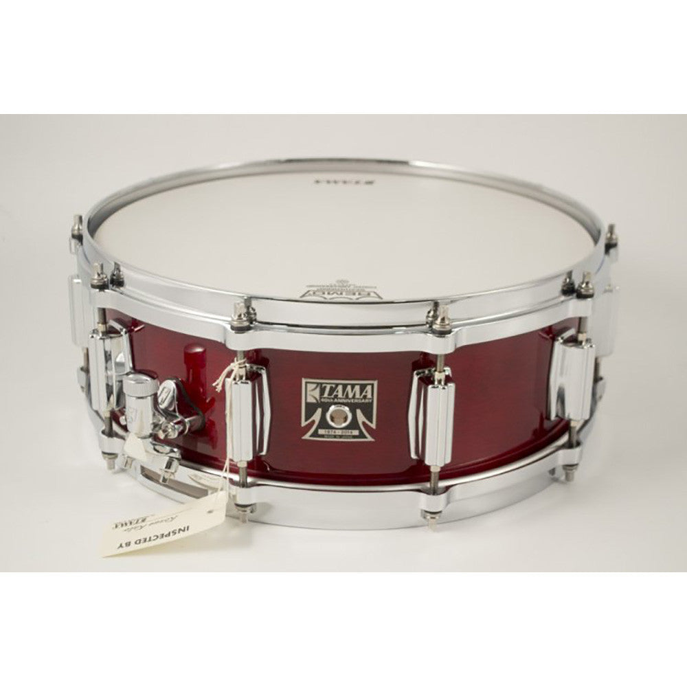 "Tama Demo 5x14"" Superstar Reissue Birch Snare - Cherry Wine"
