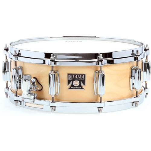 "Tama 5X14"" Superstar Reissue Birch Snare, Super Maple"