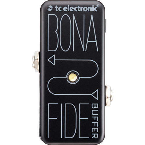 Tc Electronic Bonafide Buffer, Dedicated Buffer Pedal