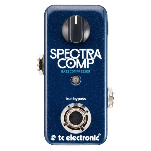 Tc Electronic Spectracomp Mini Bass Compressor