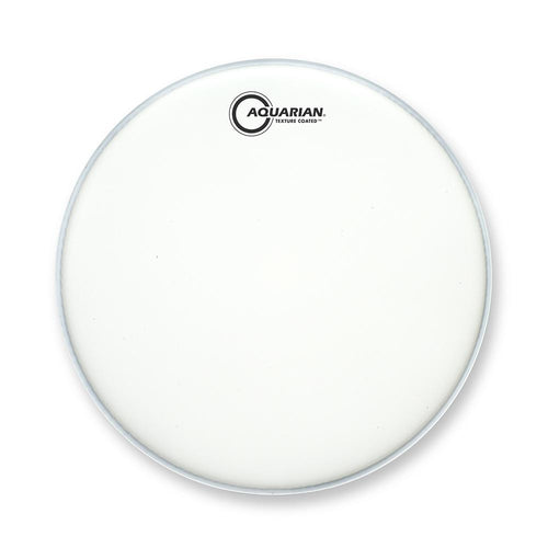 "Aquarian 12"" Texture Coated Drum Head"