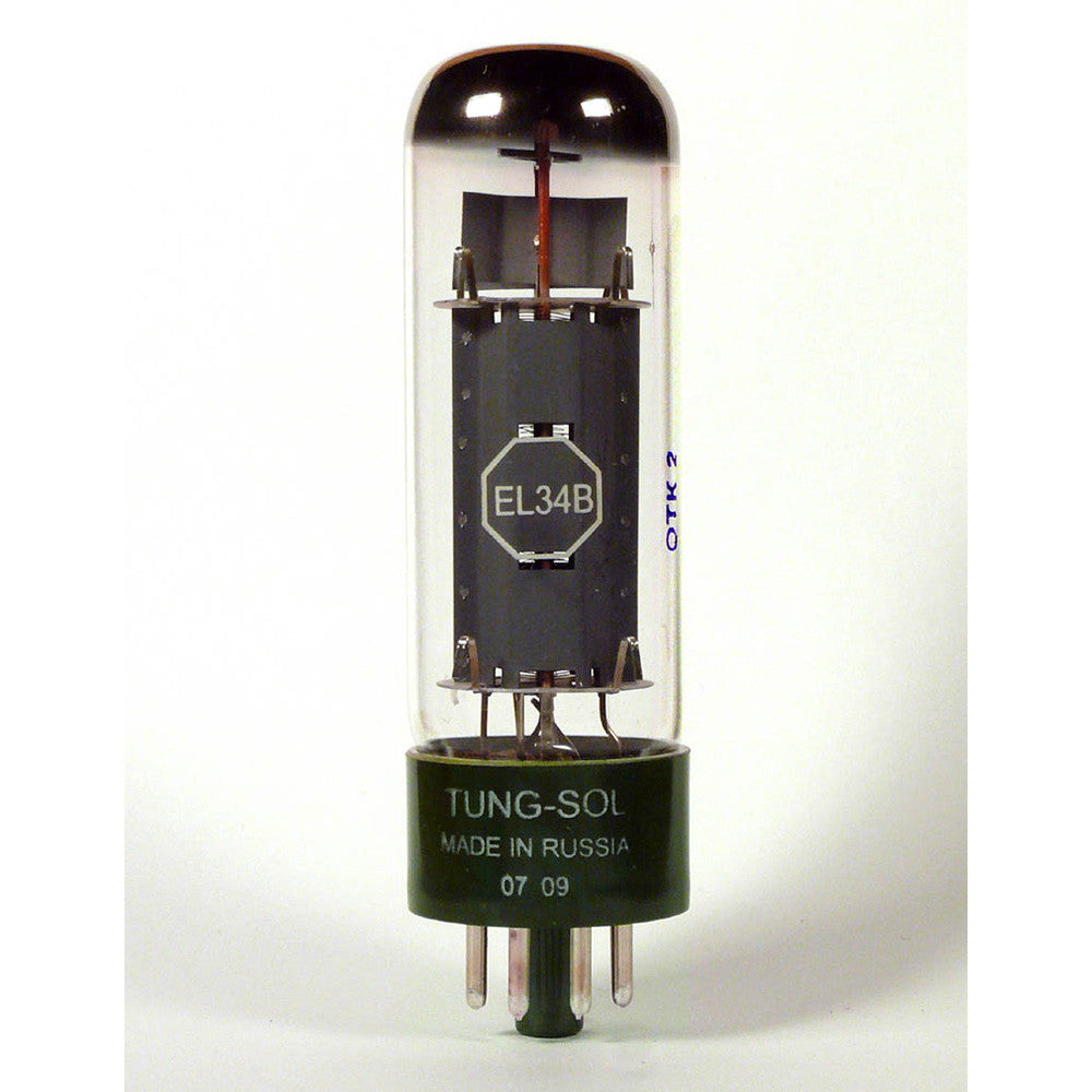 Tung-Sol EL34B Single Tube